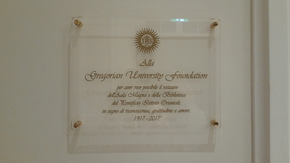 The Gregorian University Foundation