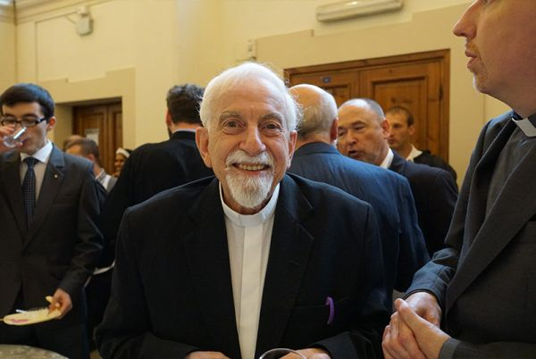 The inaguration of the - Pontifical Oriental Institute