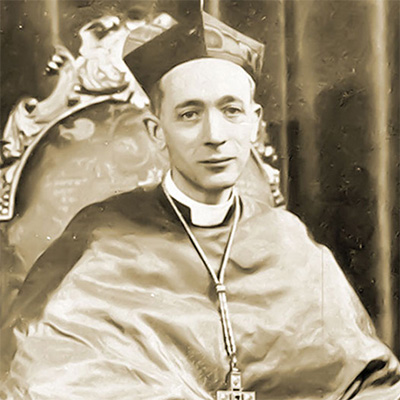 A saint from the Orientale - Pontificio Istituto Orientale