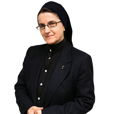 Sr. Maria-Ionela CRISTESCU, CIN - Pontifical Oriental Institute